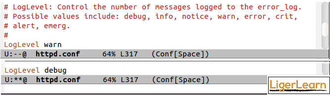 Using Emacs to edit files within Docker containers - LigerLearn